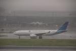 さもんほうさくさんが、羽田空港で撮影したガルーダ・インドネシア航空 A330-243の航空フォト(写真)