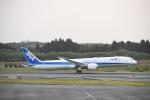 SKY☆MOTOさんが、成田国際空港で撮影した全日空 787-10の航空フォト(写真)