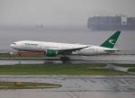 jjieさんが、羽田空港で撮影したトルクメニスタン航空 777-22K/LRの航空フォト(写真)