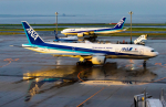 jjieさんが、羽田空港で撮影した全日空 777-281/ERの航空フォト(飛行機 写真・画像)