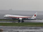 jjieさんが、羽田空港で撮影した航空自衛隊 777-3SB/ERの航空フォト(写真)
