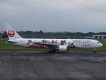 FT51ANさんが、鹿児島空港で撮影した日本航空 767-346/ERの航空フォト(写真)