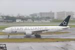 代打の切札さんが、伊丹空港で撮影した全日空 777-281の航空フォト(写真)