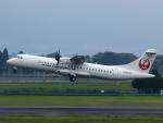 FT51ANさんが、鹿児島空港で撮影した日本エアコミューター ATR-72-600の航空フォト(写真)