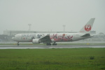 pringlesさんが、熊本空港で撮影した日本航空 767-346/ERの航空フォト(写真)