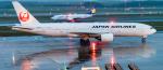 うみBOSEさんが、新千歳空港で撮影した日本航空 777-289の航空フォト(写真)