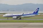 KKiSMさんが、関西国際空港で撮影した全日空 A320-271Nの航空フォト(写真)