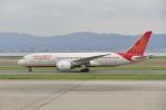 KKiSMさんが、関西国際空港で撮影したエア・インディア 787-8 Dreamlinerの航空フォト(写真)