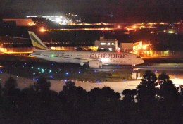 mojioさんが、成田国際空港で撮影したエチオピア航空 787-8 Dreamlinerの航空フォト(写真)