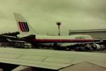 ヒロリンさんが、成田国際空港で撮影したユナイテッド航空 747-422の航空フォト(写真)