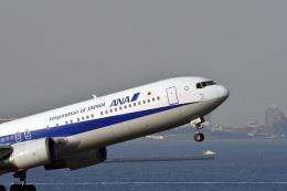 鈴鹿@風さんが、羽田空港で撮影した全日空 767-381の航空フォト(写真)