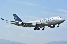 ちどりんさんが、福岡空港で撮影したチャイナエアライン 747-409の航空フォト(写真)