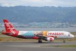 安芸あすかさんが、関西国際空港で撮影したフィリピン・エアアジア A320-216の航空フォト(写真)