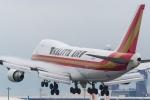 たーぼーさんが、成田国際空港で撮影したカリッタ エア 747-4R7F/SCDの航空フォト(写真)
