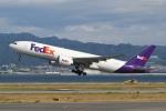 安芸あすかさんが、関西国際空港で撮影したフェデックス・エクスプレス 777-FHTの航空フォト(写真)