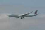 小弦さんが、バンクーバー国際空港で撮影したエア・カナダ A330-343Xの航空フォト(写真)