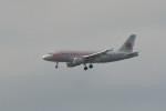 小弦さんが、バンクーバー国際空港で撮影したエア・カナダ A319-114の航空フォト(写真)