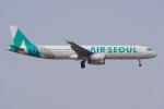 PASSENGERさんが、仁川国際空港で撮影したエアソウル A321-231の航空フォト(写真)