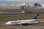 Hiro-hiroさんが、羽田空港で撮影したスカイマーク A330-343Xの航空フォト(飛行機 写真・画像)