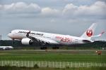 mike48さんが、新千歳空港で撮影した日本航空 A350-941XWBの航空フォト(写真)