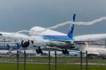 たーぼーさんが、成田国際空港で撮影した全日空 777-381/ERの航空フォト(写真)