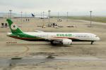 yabyanさんが、中部国際空港で撮影したエバー航空 787-9の航空フォト(写真)