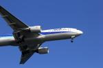 VFRさんが、羽田空港で撮影した全日空 777-281/ERの航空フォト(写真)