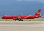 LOTUSさんが、関西国際空港で撮影した吉祥航空 A321-211の航空フォト(写真)