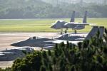 kon chanさんが、嘉手納飛行場で撮影したアメリカ空軍 F-15C-39-MC Eagleの航空フォト(写真)