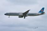 mojioさんが、成田国際空港で撮影した中国南方航空 A321-231の航空フォト(飛行機 写真・画像)