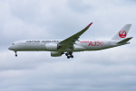 mojioさんが、成田国際空港で撮影した日本航空 A350-941の航空フォト(飛行機 写真・画像)