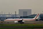 にしやんさんが、羽田空港で撮影したガルーダ・インドネシア航空 A330-343Xの航空フォト(写真)