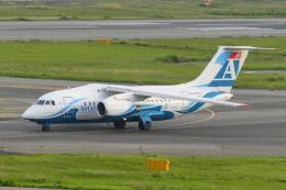 Cherry blossoms さんが、関西国際空港で撮影したアンガラ・エアラインズ An-148-100Eの航空フォト(飛行機 写真・画像)