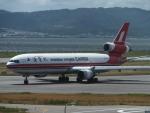 Cherry blossoms さんが、関西国際空港で撮影した上海航空 MD-11Fの航空フォト(写真)