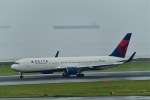 岡ちゃんさんが、中部国際空港で撮影したデルタ航空 767-332/ERの航空フォト(写真)