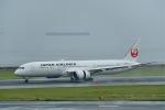 岡ちゃんさんが、中部国際空港で撮影した日本航空 787-9の航空フォト(写真)
