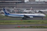 BOEING737MAX-8さんが、羽田空港で撮影した全日空 777-381の航空フォト(写真)
