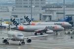 岡ちゃんさんが、中部国際空港で撮影したジェットスター・ジャパン A320-232の航空フォト(写真)