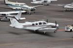 MIRAGE E.Rさんが、岡南飛行場で撮影したジャプコン G58 Baronの航空フォト(写真)
