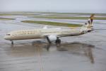 安芸あすかさんが、中部国際空港で撮影したエティハド航空 787-10の航空フォト(写真)
