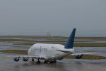 ぷぅぷぅまるさんが、中部国際空港で撮影したボーイング 747-409(LCF) Dreamlifterの航空フォト(写真)