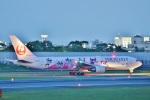 kurubouzuさんが、伊丹空港で撮影した日本航空 767-346/ERの航空フォト(写真)