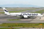 B14A3062Kさんが、関西国際空港で撮影したフィンエアー A350-941XWBの航空フォト(写真)