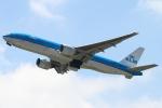 B14A3062Kさんが、関西国際空港で撮影したKLMオランダ航空 777-206/ERの航空フォト(写真)