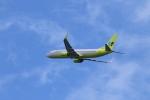 Hiroki.Sさんが、関西国際空港で撮影したジンエアー 737-8Q8の航空フォト(写真)