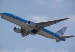 takikoki50000さんが、関西国際空港で撮影したKLMオランダ航空 777-206/ERの航空フォト(写真)