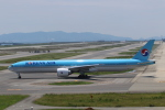 Hiroki.Sさんが、関西国際空港で撮影した大韓航空 777-3B5/ERの航空フォト(写真)