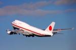 Hiro-hiroさんが、羽田空港で撮影した航空自衛隊 747-47Cの航空フォト(写真)