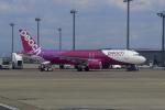 やまさんが、関西国際空港で撮影したピーチ A320-214の航空フォト(写真)