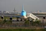 Hiro-hiroさんが、羽田空港で撮影した大韓航空 747-400の航空フォト(写真)